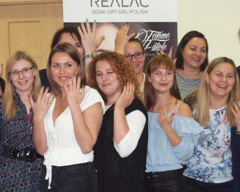 Trzecie spotkanie blogerek z prezentacją jesiennych nowości REALAC